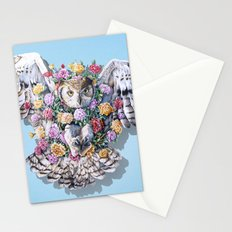 Birds in Bloom Stationery Cards