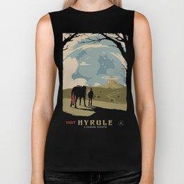 Visit Hyrule Biker Tank