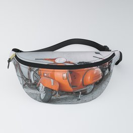 Let's go see the world on our Scooter Fanny Pack