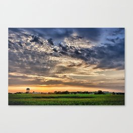 Spirit Sky 2 Canvas Print