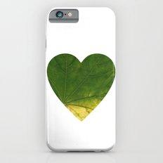 I LOVE PLANTS. iPhone 6s Slim Case