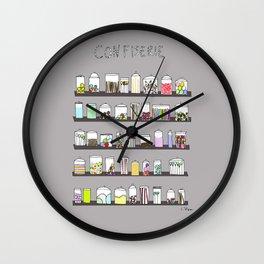 C A N D I E S Wall Clock