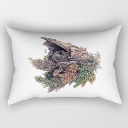Colors of the Cypress Rectangular Pillow