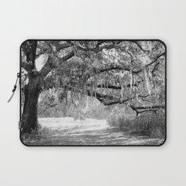 New Orleans Oak Tree Laptop Sleeve