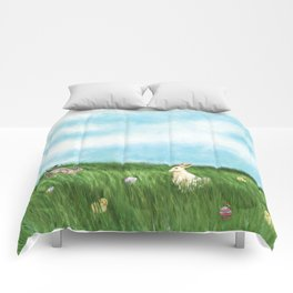 Easter Prairie 1a Comforters
