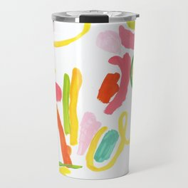 Abstract Landscape 1 Travel Mug