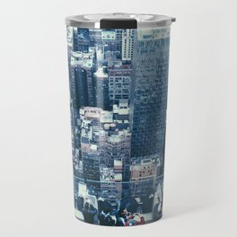 New York From Above Travel Mug