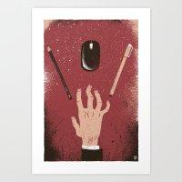 Designer's Plight Art Print