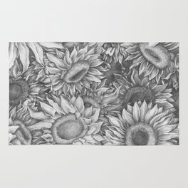 Sunflower Dance Rug