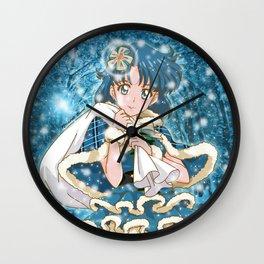 Merry Xmas Ami! Wall Clock