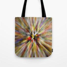 Square Dice Tote Bag