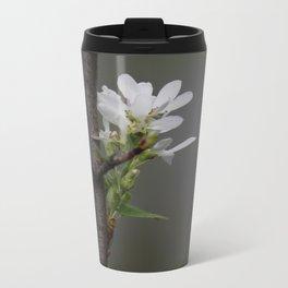 Twig and Blossom Travel Mug