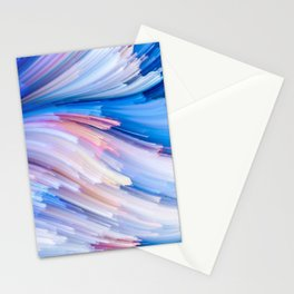 Abstract Style oo Stationery Cards