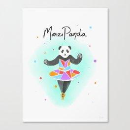 MarziPanda Canvas Print