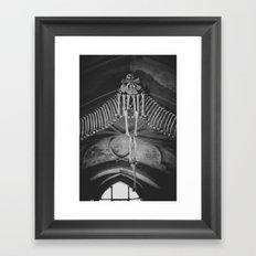 Sedlec II Framed Art Print