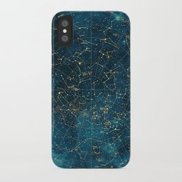 Under Constellations iPhone Case