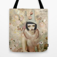 Whimsy my friend. Tote Bag