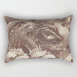 Edge of the World  Rectangular Pillow