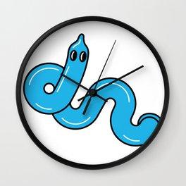 Rubber Boy Wall Clock
