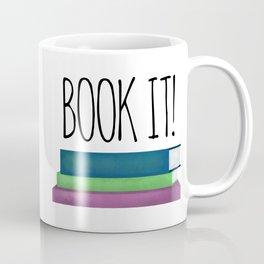 Book It! Coffee Mug