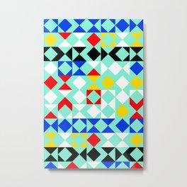 Geometric XVI Metal Print