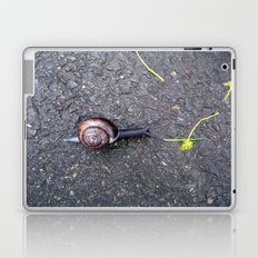 Un caracol Laptop & iPad Skin