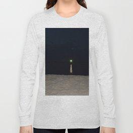 Green Gatsby Long Sleeve T-shirt