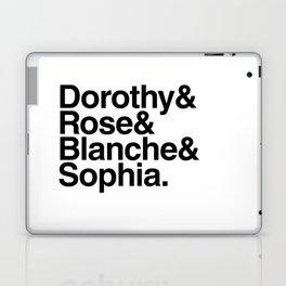 Golden Girls | Golden Girls for life Laptop & iPad Skin