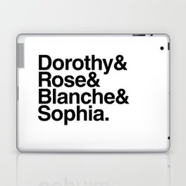 Golden Girls | Golden Girls for life Laptop & iPad Skin