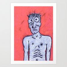 Self. Art Print