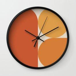 Retro 07A Wall Clock