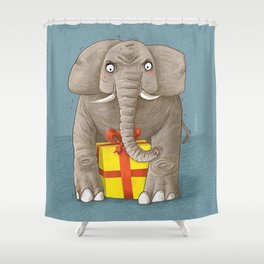 trunk or gift Shower Curtain