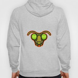 Praying Mantis Mascot Hoody