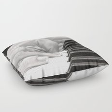 Piano Floor Pillow
