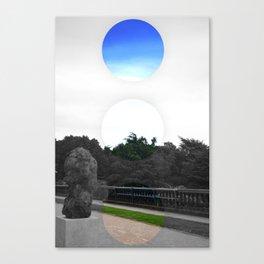 Sculpture Park  Canvas Print