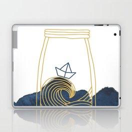 Bottled Sea Laptop & iPad Skin