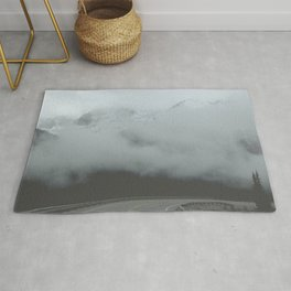 Highway to the Mountain Sky Rug