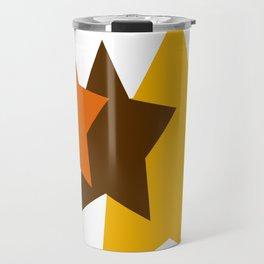 Vintage star Travel Mug