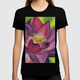 Lotus in Bloom T-shirt