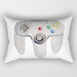 Nintendo 64 Rectangular Pillow