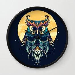 Nightwatcher Wall Clock