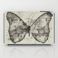 backpack iPad Cases featuring Butterfly Effect by Tobe Fonseca
