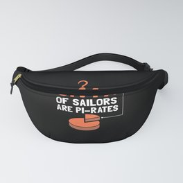 Math Pi Pirate Funny Gift Fanny Pack