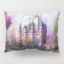 FAIRY FANTASY CASTLE Pillow Sham