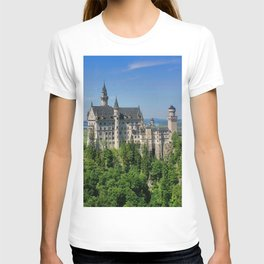 Neuschwanstein_20171101_by_JAMFoto T-shirt