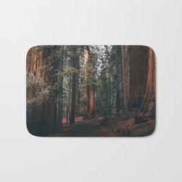 Walking Sequoia Bath Mat