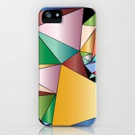 Precious Stones iPhone Case