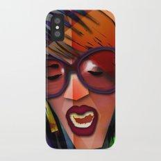 Wild Heart iPhone X Slim Case