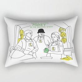 Arrested Development - Always Money Rectangular Pillow