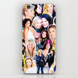 Capmirez iPhone Skin